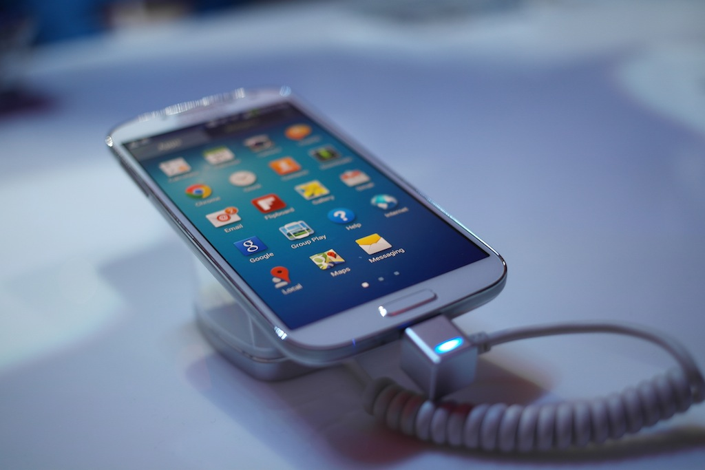 Android Samsung sgs4
