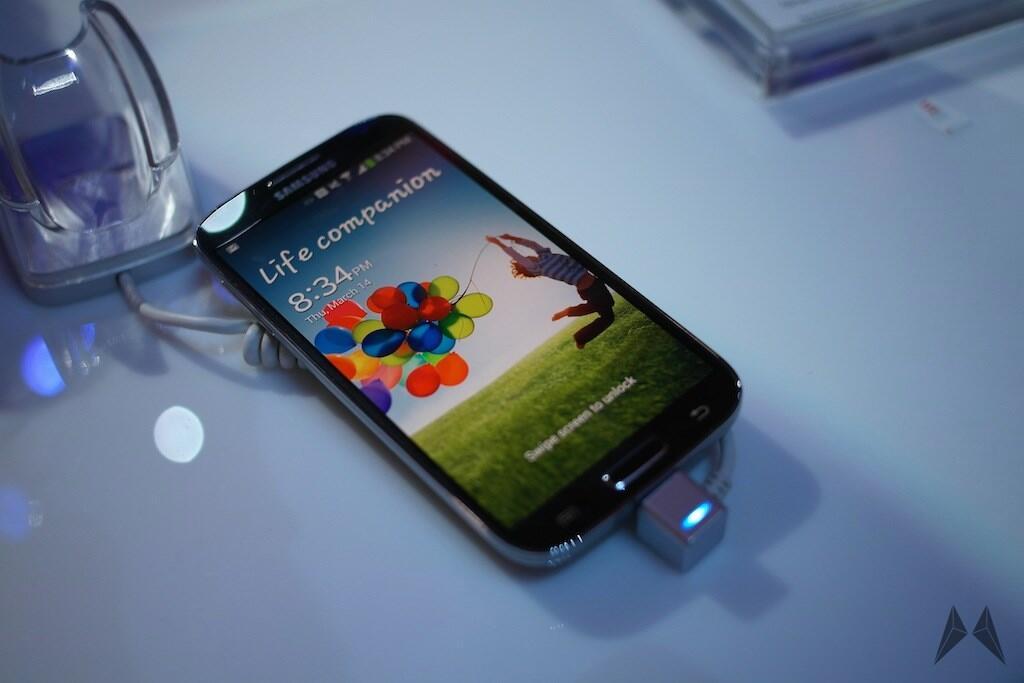 Android cynogenmod Galaxy S4 Samsung