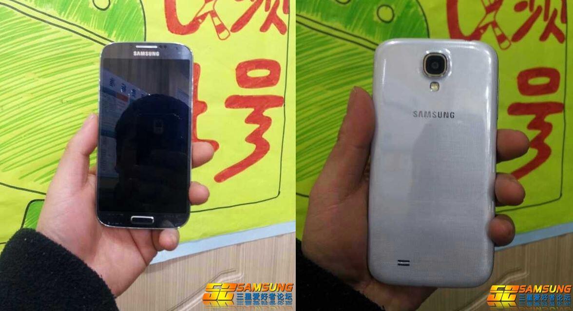 Android Fotos Galaxy S4 Samsung