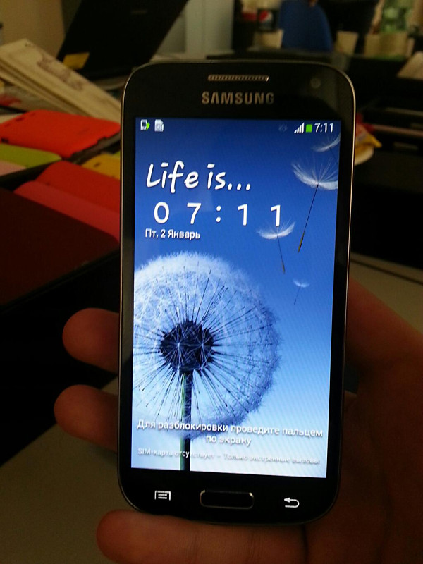 Android Galaxy S4 Mini Mini Samsung sgs4