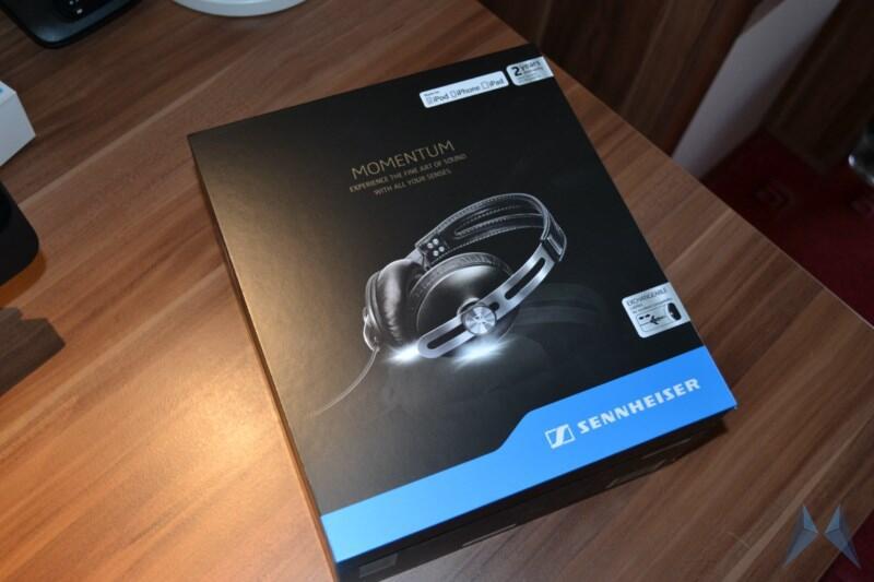 galerie sennheiser momentum over ear kopfh rer im test sennheiser momentum 25. Black Bedroom Furniture Sets. Home Design Ideas