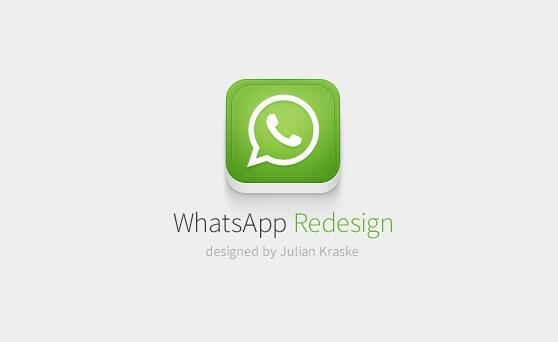 Apple iOS Messenger whatsapp