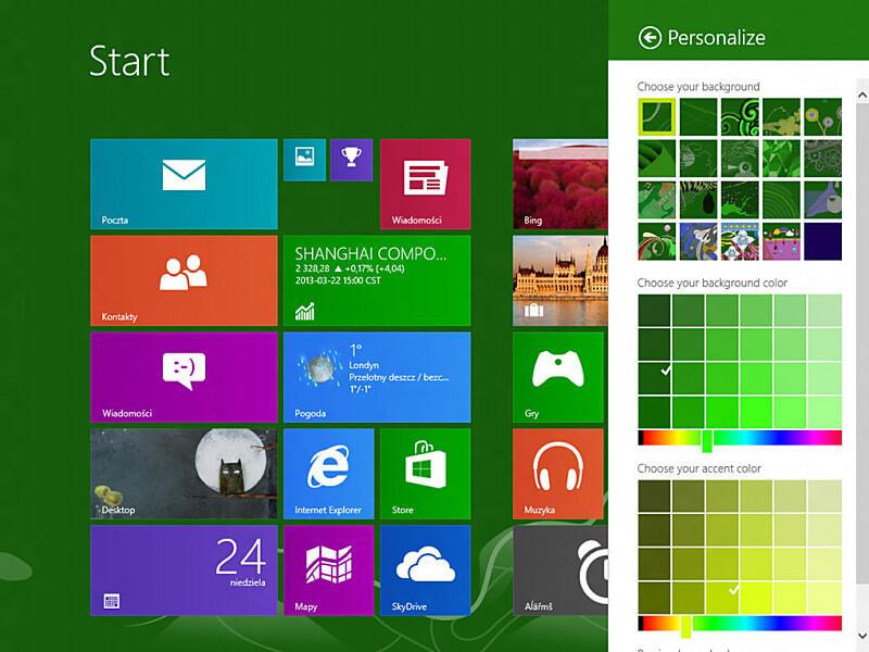 Leak microsoft Modern UI Windows Windows Blue