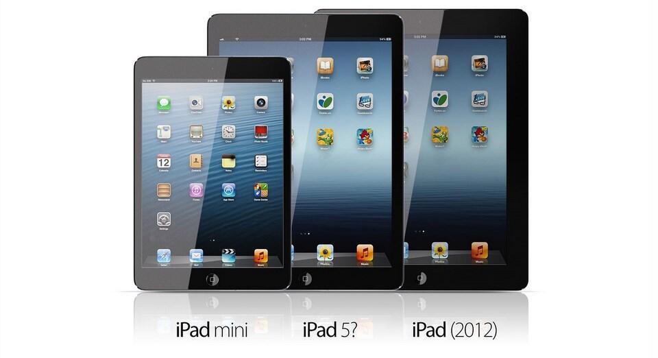 5 Apple iOS iPad
