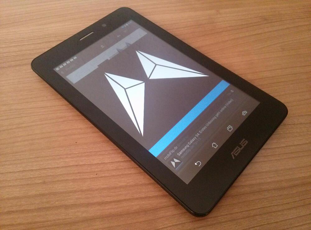 1 Android Asus fonepad Google hardware Tablets