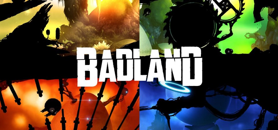 badland iOS iPad iphone