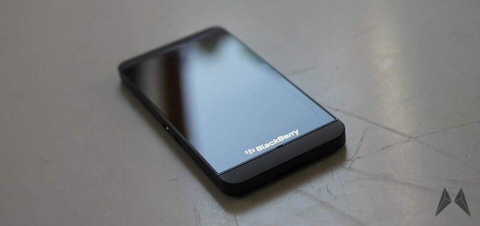 blackberry z10 BlackBerry-Apps Verkaufszahlen wsj z10
