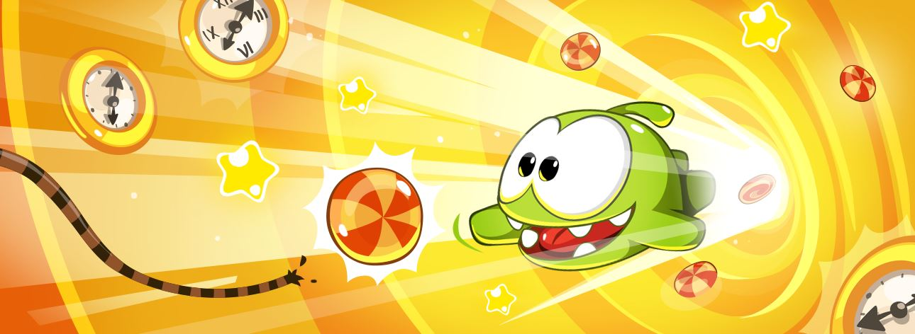 Android Cut the Rope iOS time travel