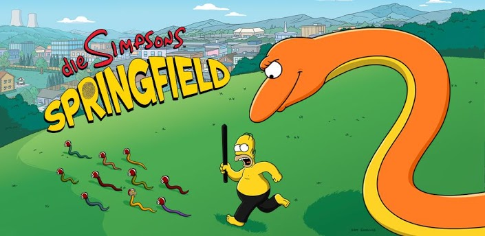 Android iOS Simpsons Update