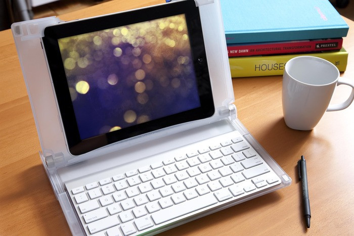 Apple Bluetooth Gadget hardware iPad kickstarter tablet Tastatur
