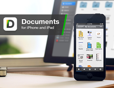 Documents iOS iphone