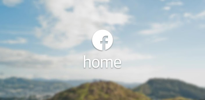 Android app facebook home Update