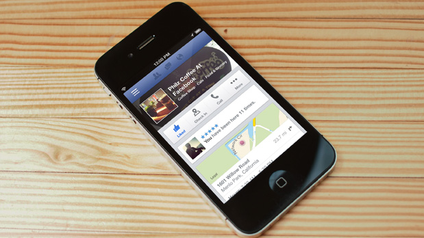 facebook layout mobile seite