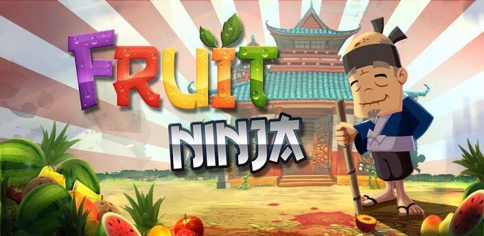 Apple fruit ninja iOS iPad iphone Kostenlos