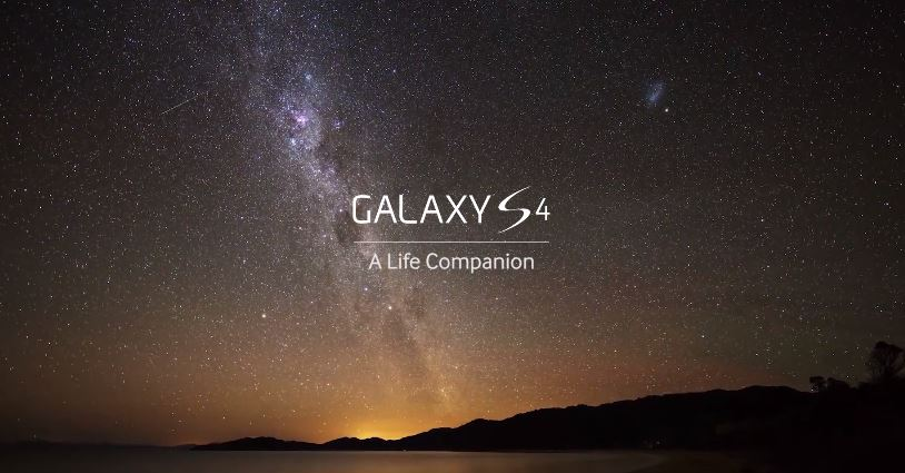 Android design Galaxy S4 Samsung