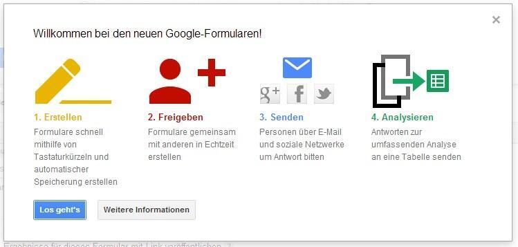 Google googleplus Umfrage vote
