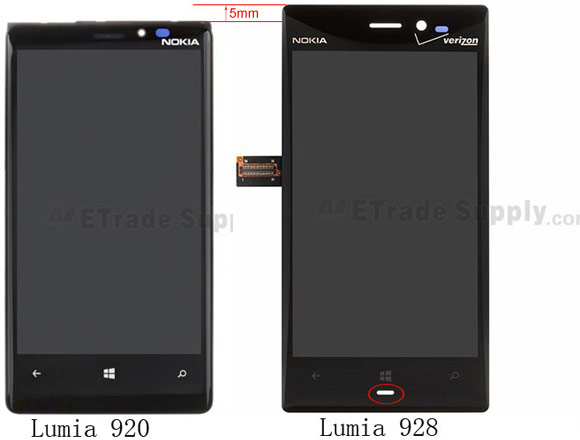 lumia 928 Nokia verizon Windows Phone