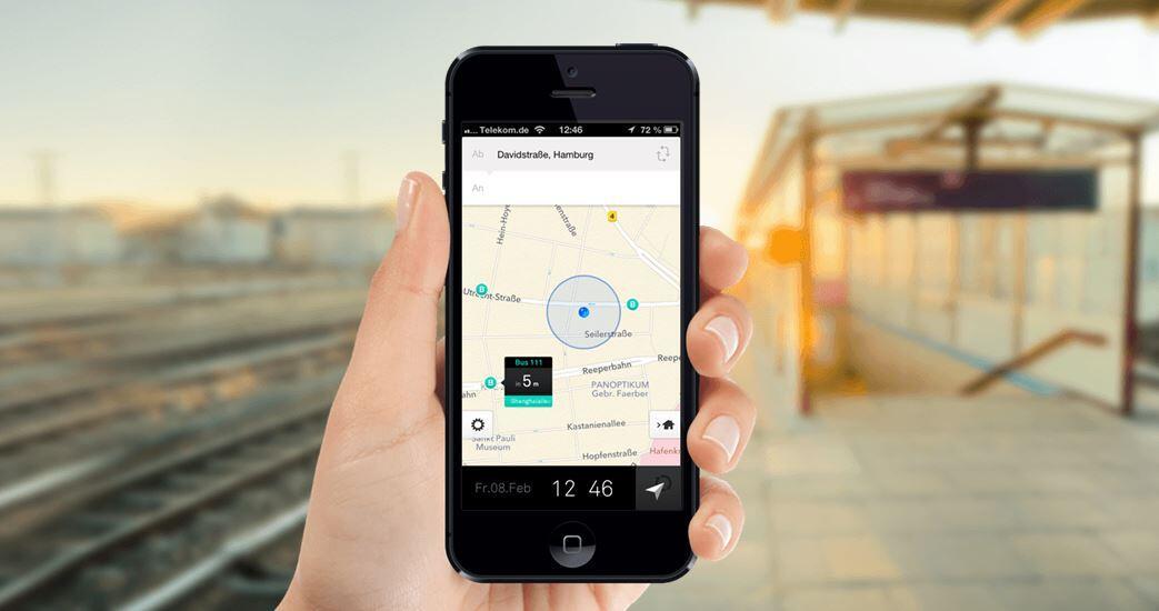 app Apple Bahn iOS iphone
