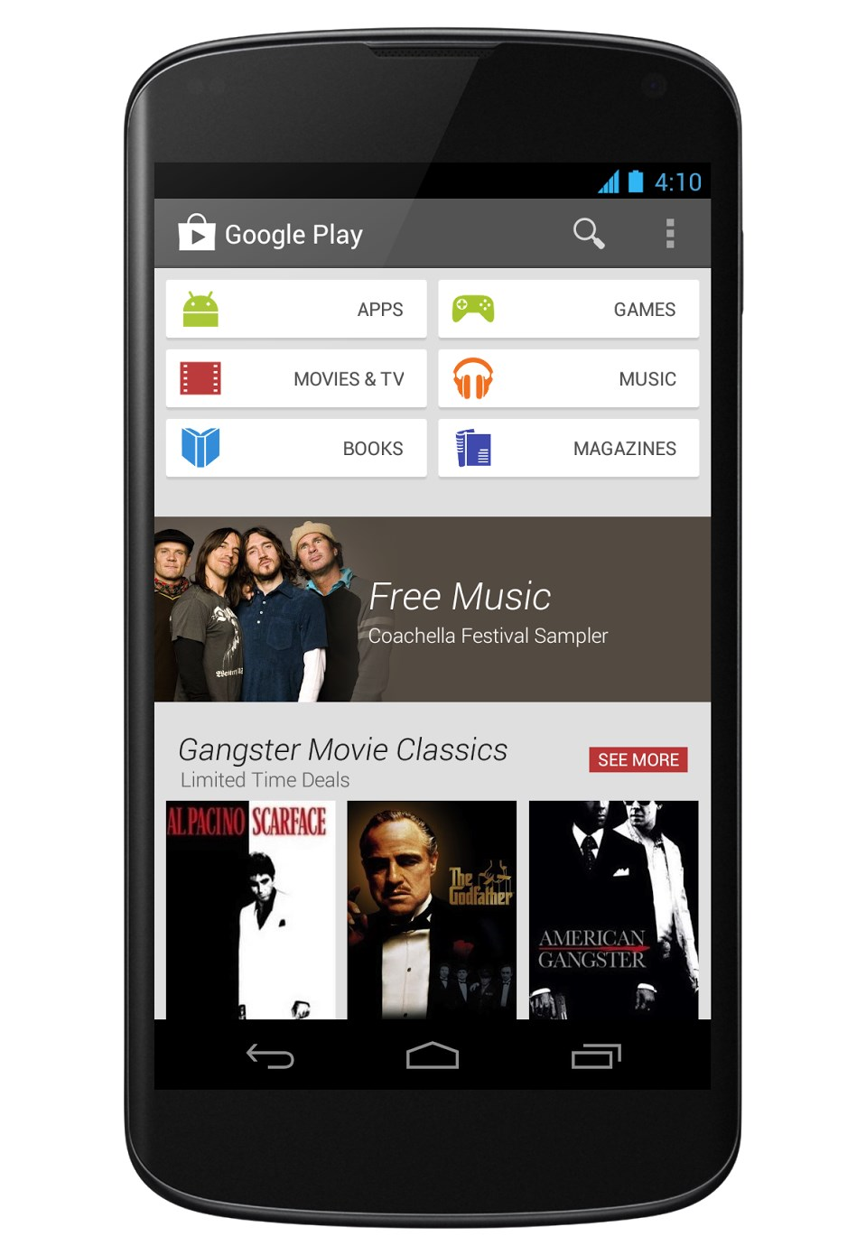 1 Android Google play