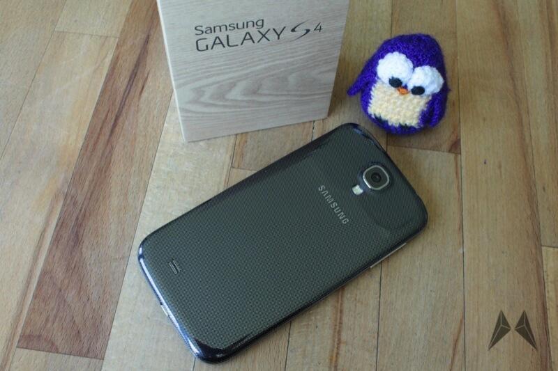Android galaxy Galaxy S4 Google marktstart Samsung Smartphones