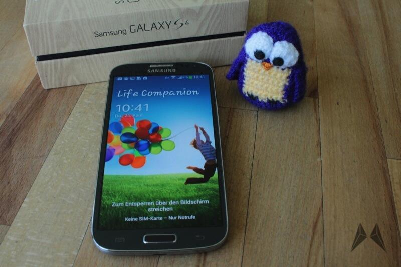 Android galaxy Galaxy S4 Samsung Speicher touchwiz