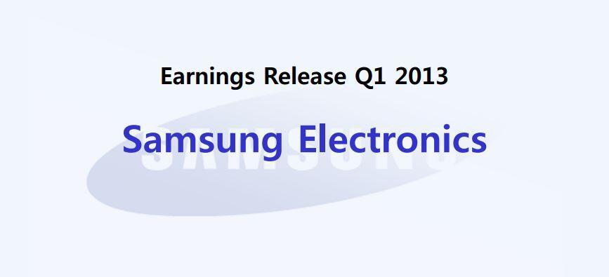 Android q1 2013 quartal Samsung