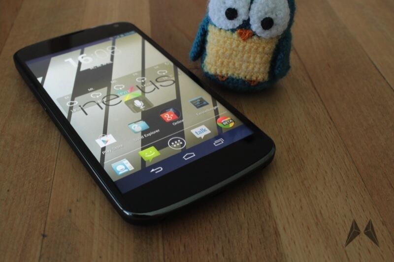 Android modding root Softkeys