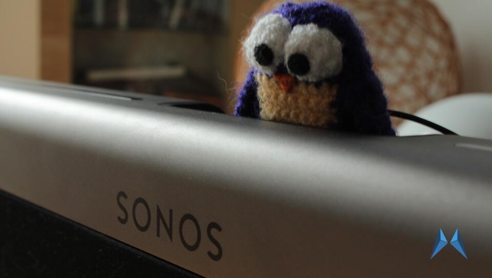 1 Playbar Sonos sub test