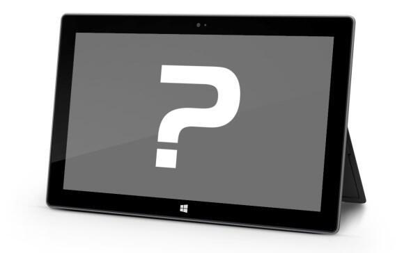 microsoft surface Windows wsj