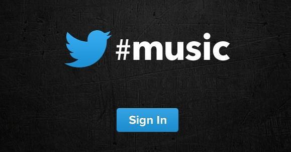 music social twitter