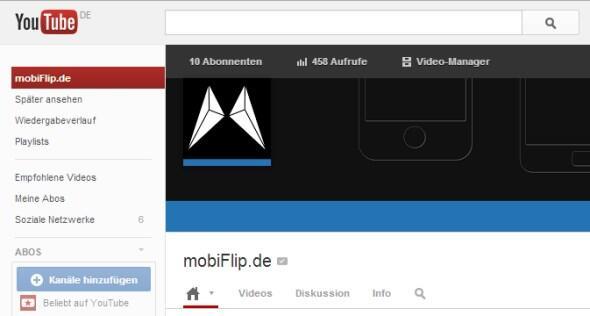 Internes YouTube
