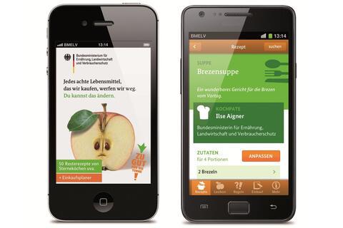 Android app essen iOS rezept