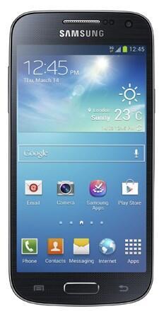 Android Galaxy S4 Mini Mini Samsung