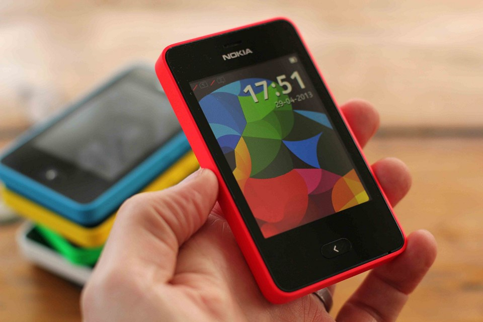 501 Asha Nokia preis