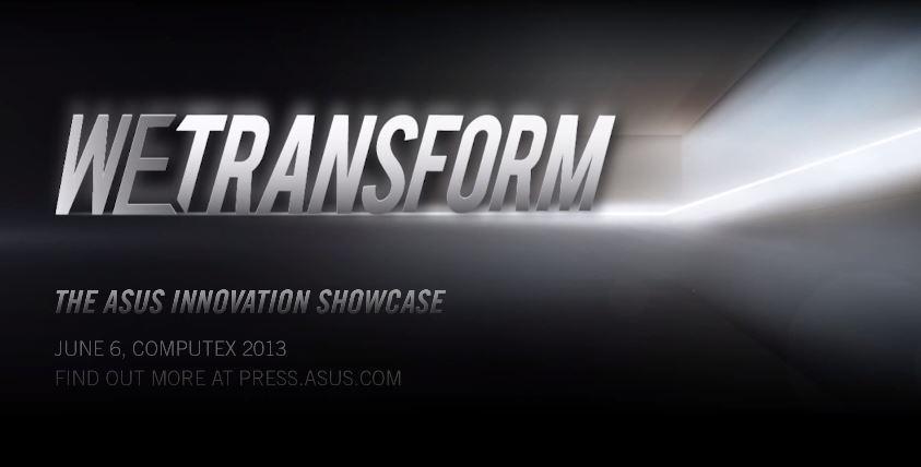 Android Asus teaser transformer