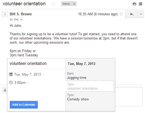 Gmail Google web