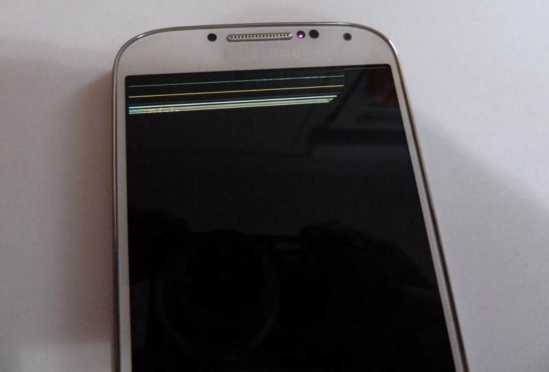 Android Display fail Galaxy S4 s4 sgs4