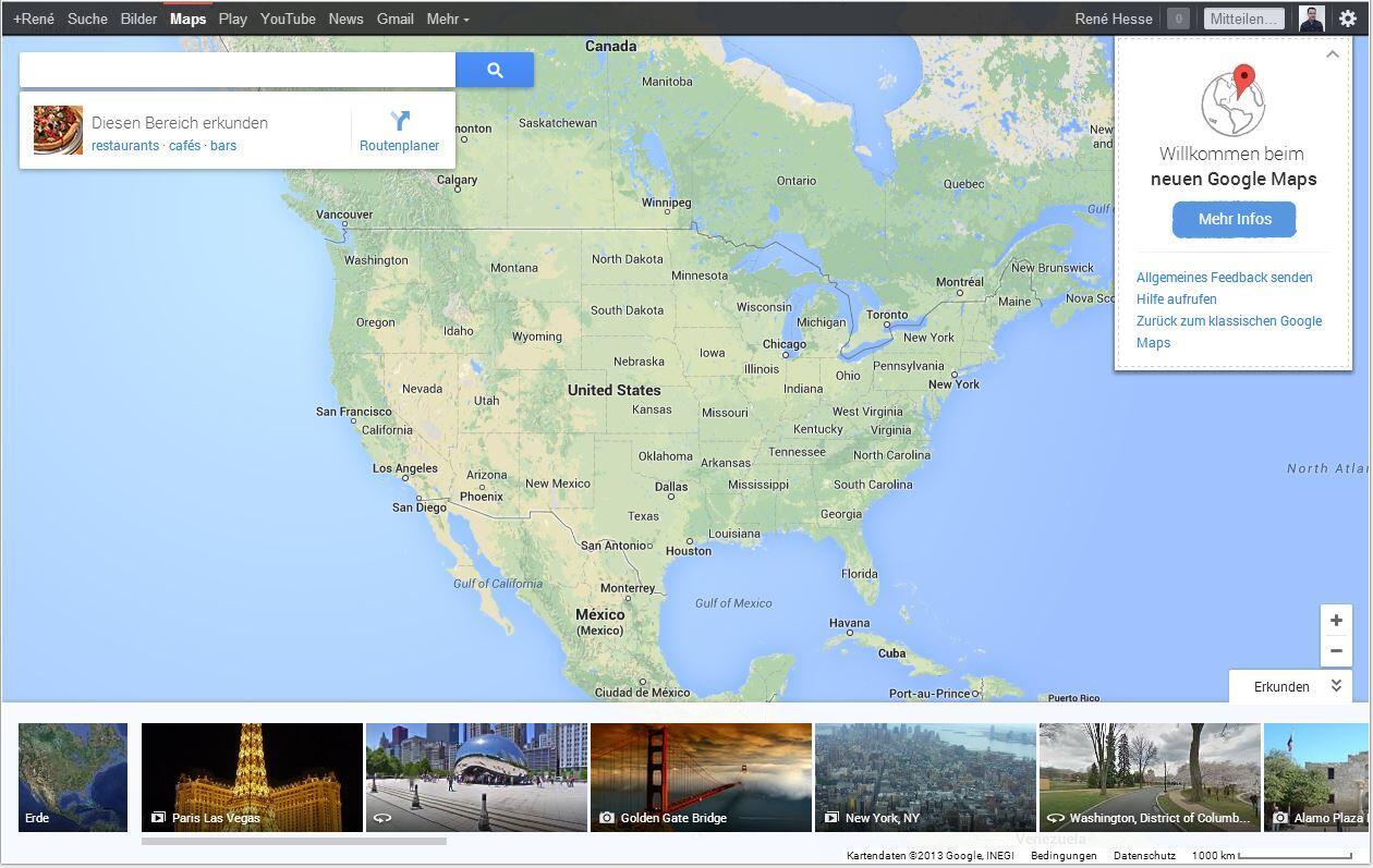 Google karten Maps