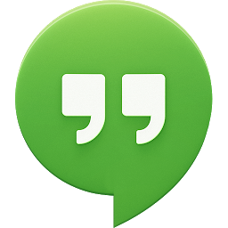 Android Google hangouts iOS SMS