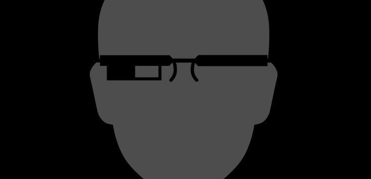 Android Glass Google Konzept