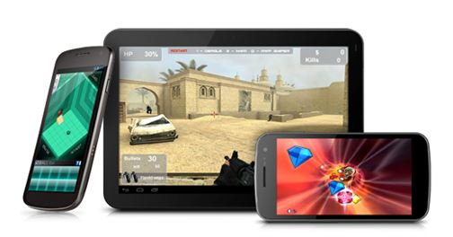 Android Google iOS Play Games