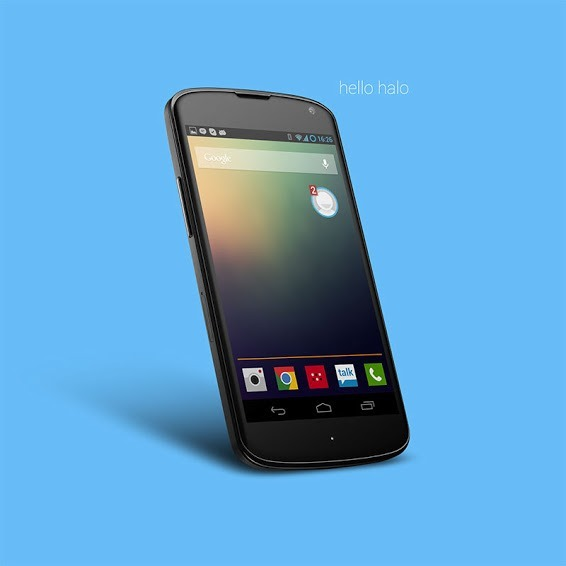 Android CustomRom Halo modding Paranoid Android