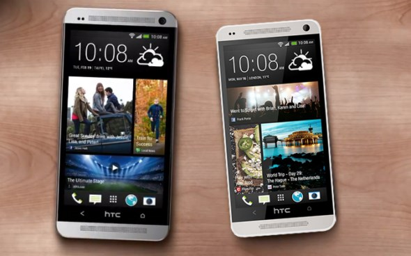 Android HTC M4 one One mini