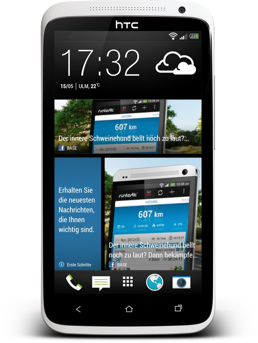 Android Firmware HTC One X Update