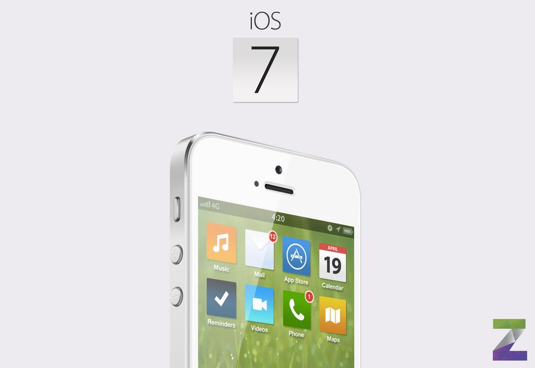 Apple iOS iPad iphone Konzept Video