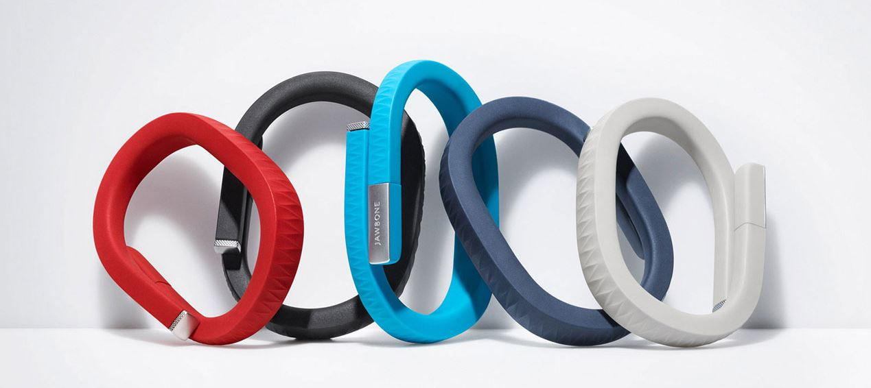 Android iOS jawbone up