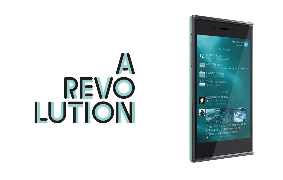 """Jolla zeigt erstes Smartphone mit Sailfish OS und """"der ..."""