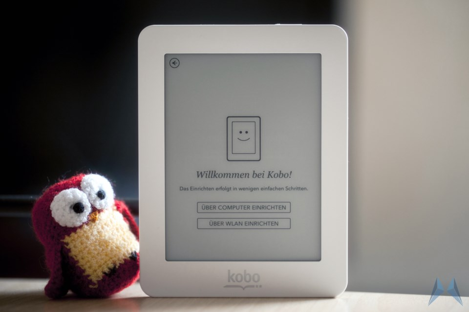 1 alternative amazon ereader kindle kobo Mini Touch