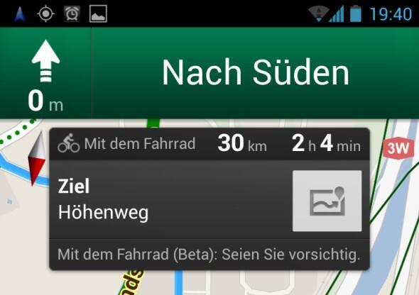 Android deutschland Maps