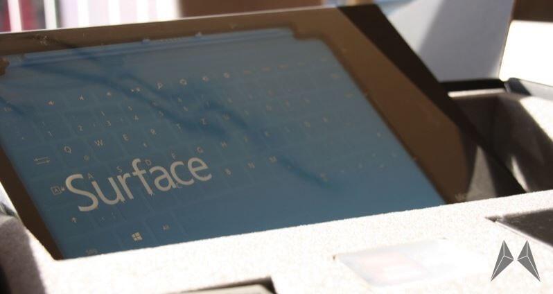 8 microsoft surface Windows